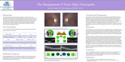 The Management of Toxic Optic Neuropathy