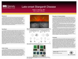 Late-onset Stargardt Disease