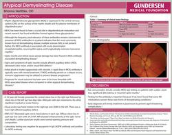 Atypical Demyelinating Disease