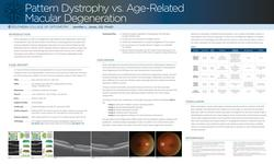 Pattern dystrophy vs. Age-Related Macular Degeneration