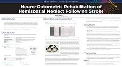 Neuro-Optometric Rehabilitation of Hemispatial Neglect Following Stroke